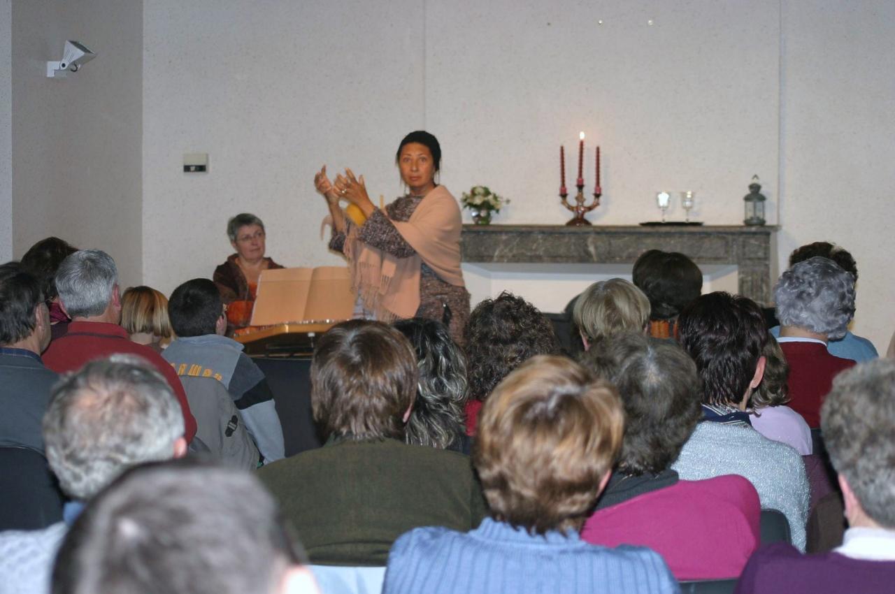 2007 - Soiree contes Diou (03) 2